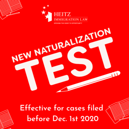 What's On the New Naturalization Test?